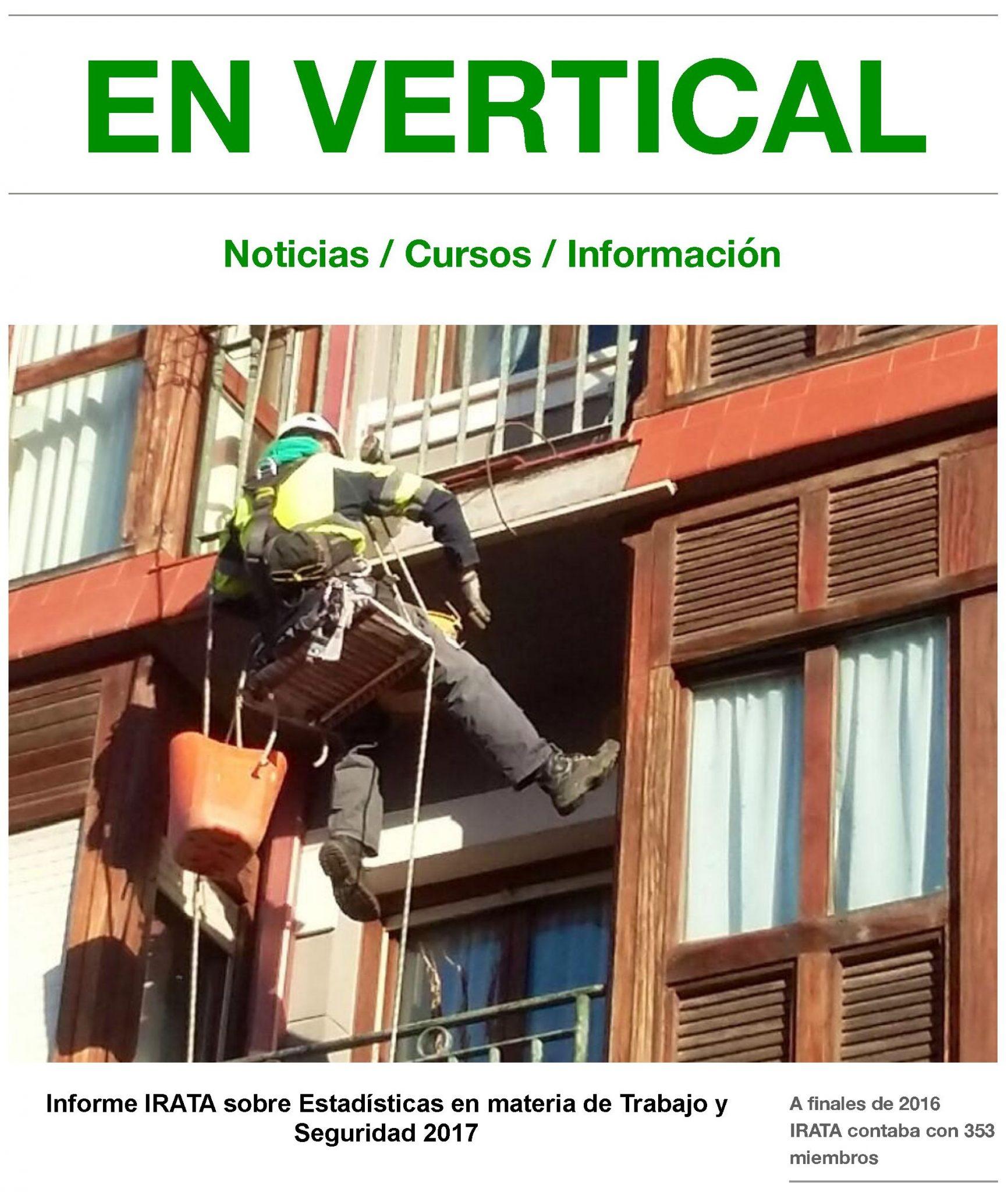 Newsletter trabajos verticales